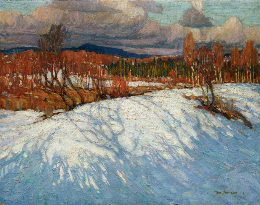 Tom Thomson, In Algonquin Park, 1914-15